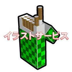 たばこ箱004