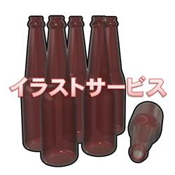 000ビール瓶011