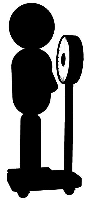 シル)体重測定003