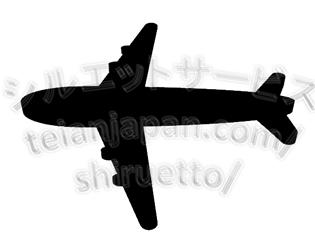 000飛行機アイコン001