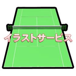 テニスコートA002