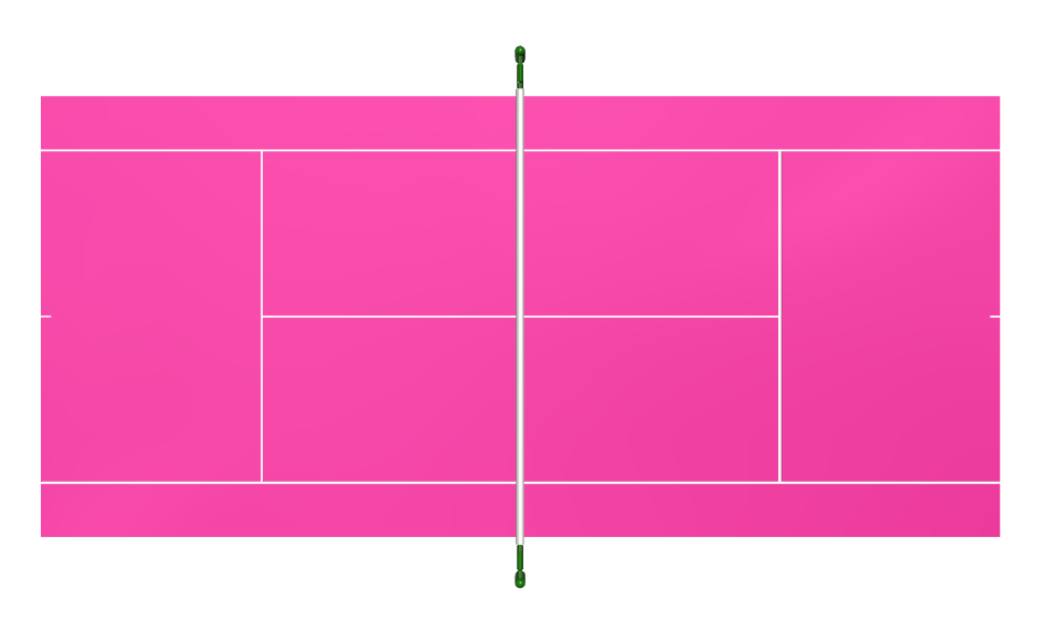 テニスコート102