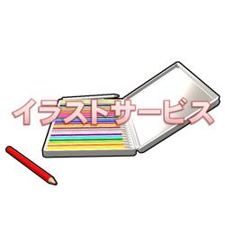 色鉛筆003