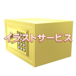 提案 ゴールド金庫002