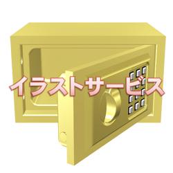 提案 ゴールド金庫004