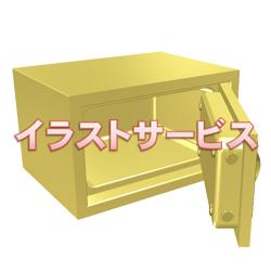 提案 ゴールド金庫005