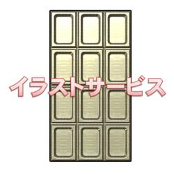 板チョコ002